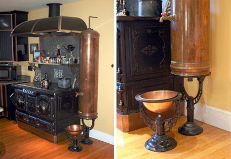 Steampunk House Retro Futuristic Victorian Interior Refab
