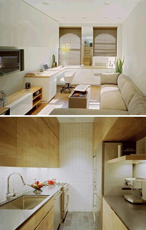 Elegant Efficiency NYC Shoebox Studio Apartment Solution
