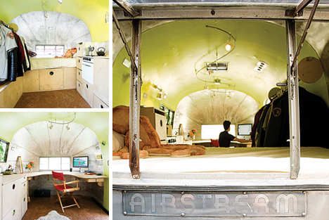 downsized by design living in an airstream trailer video