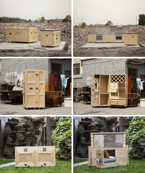shipping crate furniture. The Shipping Crate Furniture