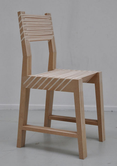 Stackable Wooden Chairs 3 chairs in 1: the ultimate set of stackable wooden seating