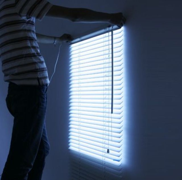Happy Light Faux Led Window Designs Amp Ideas On Dornob