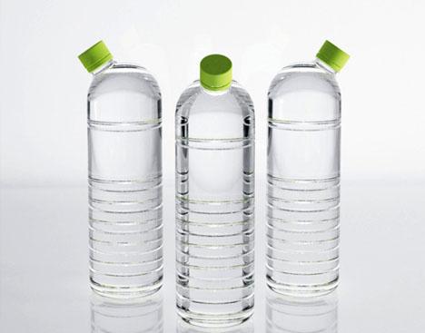 Easy Drink: 45-Degree Plastic Bottle Cranes Neck for Refills