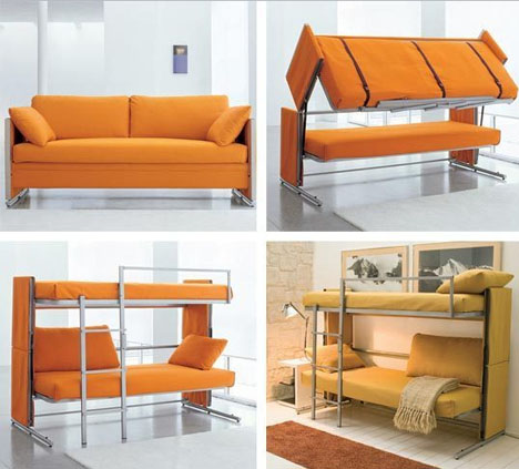 Resource Furniture 4 Space Saving Transformers Video Designs