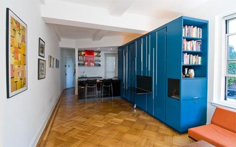Mini Apartment Hides Maximum Customization Function