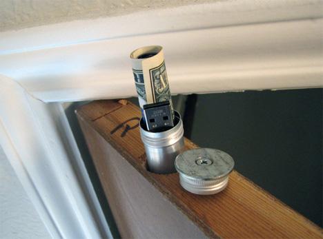 Hiding in Plain Sight: Brilliant DIY Safe in Overlooked Spot | Designs &  Ideas on Dornob