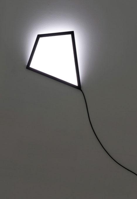 Kite Light Suspended Diamond Lamps Soar Like Flying Kites