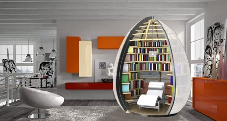 Privacy is Egg Cellent Personalized Mobile Solitude Rooms