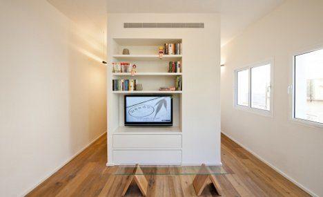 Studio To One Bedroom Apartment Conversion