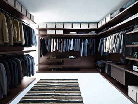 Bedroom Inspiration: Massive, Magnificent Walk In Closets