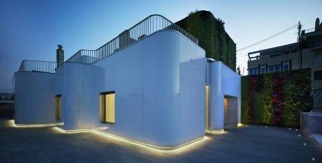 Murcia Bubble Penthouse Exterior
