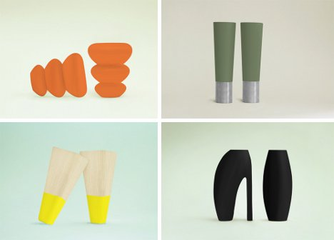 Prettypegs Makes A Line Of Furniture Legs