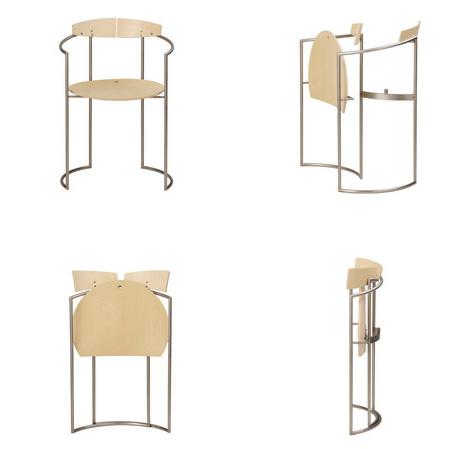 Merveilleux Elegance To Go: Set Of 4 Classy Folding Tables U0026 Chairs