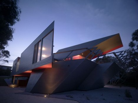 Melbourne S K House Is A Special Beach Vacation Spot Designs Amp Ideas On Dornob