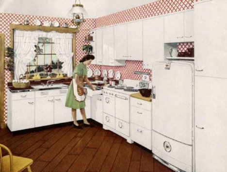 In Previous Generations, Other Trends Have Piqued The Imaginations Of Those  Intent On Creating The Kitchen Of Their Dreams.