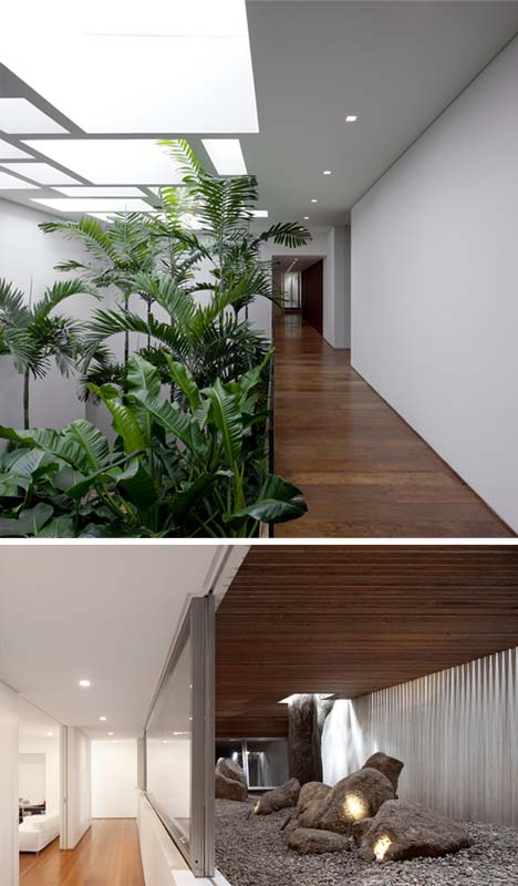Nature Meets Architecture Great Integrated Green