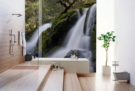 Picture Perfect Classic Wall Murals Step Into Modern Homes