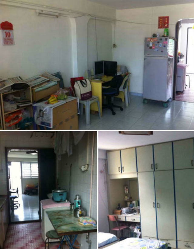 Singapore Micro Apartment Transformation Designs Ideas On Dornob
