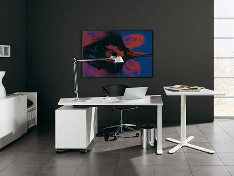 Working Inspiration: 9 Modern Home Office Designs
