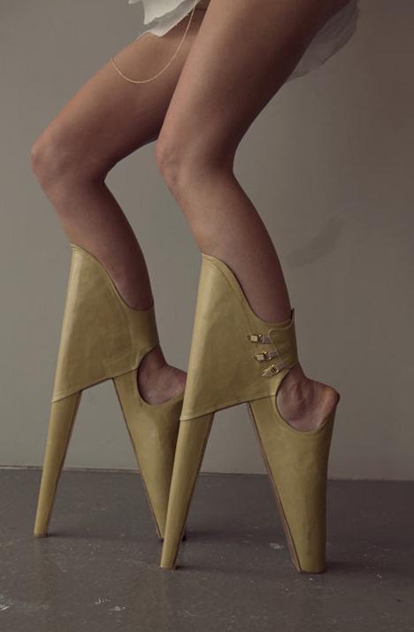 High Fashion High Heels