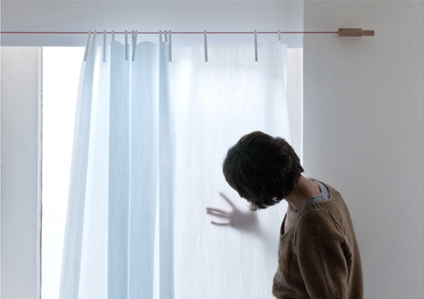 One Size Fits All Super Simple Flexible DIY Curtains Kit