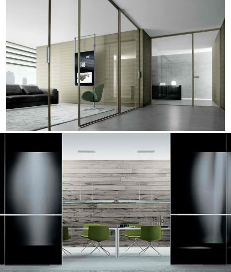 Sliding Doors Sleek Room Dividers Separate Spaces in Style