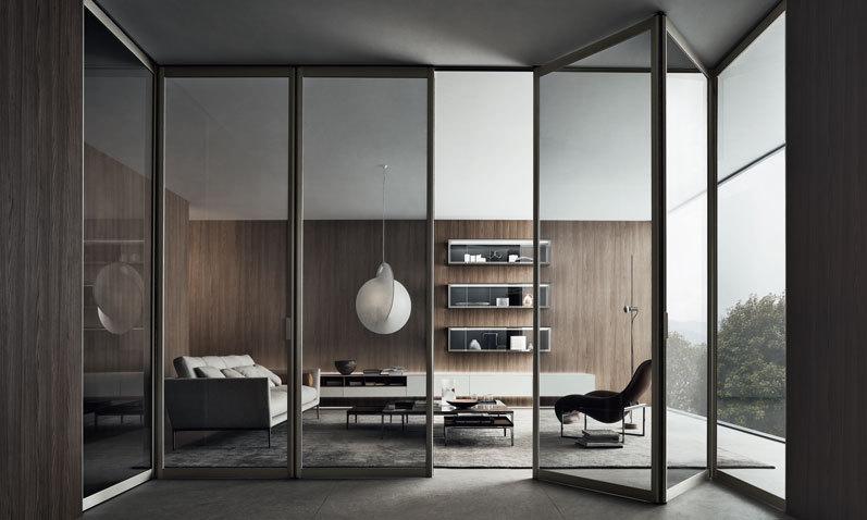 Sleek Stylish Modern Sliding Glass Doors Designs Ideas On Dornob