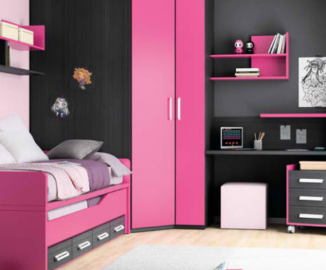 Compact U0026 Colorful Kids Room Design Ideas By KIBUC