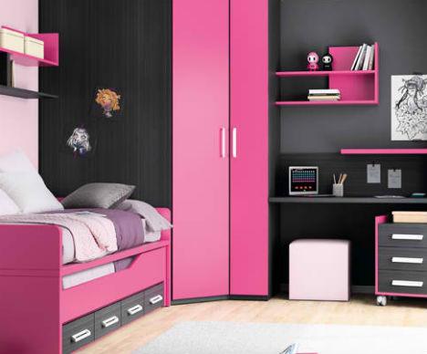 Compact & Colorful Kids Room Design Ideas by KIBUC | Designs ...