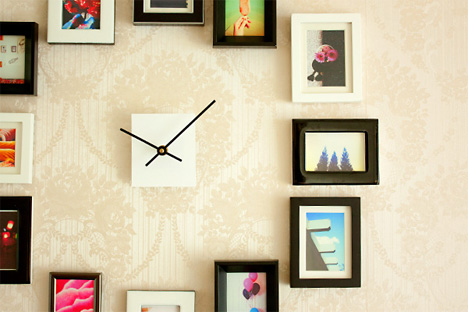 Timeless Timekeeping: Make a Personalized Photo Clock