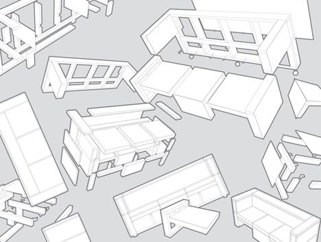 Captivating Unlike Many Convertible Furniture ...