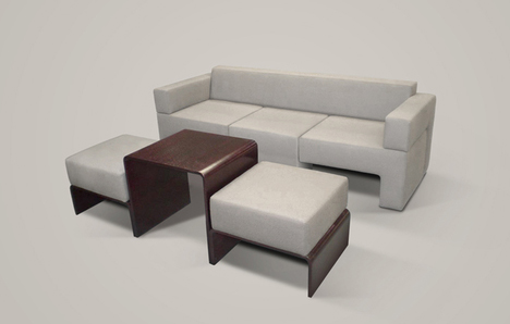 Marvelous A Sectional 3D Puzzle, This Clever Piece Of Furniture Makes Use Of That  Otherwise Wasted Space Normally Sat Upon Without A Second Thought.