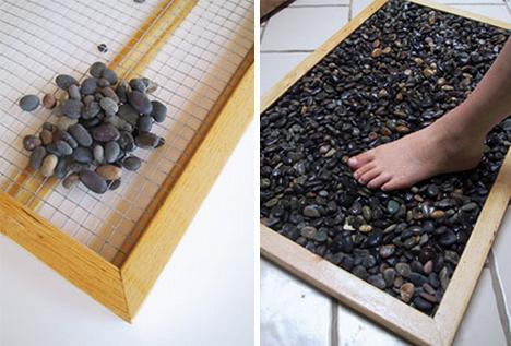 DIY Stone Bathmat: Create a Luxurious Shower...