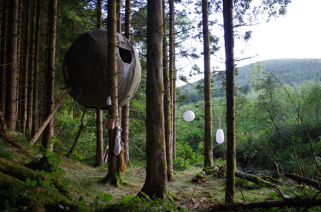 & Spherical Tree Tents for Temporary u0026 Permanent Dwelling