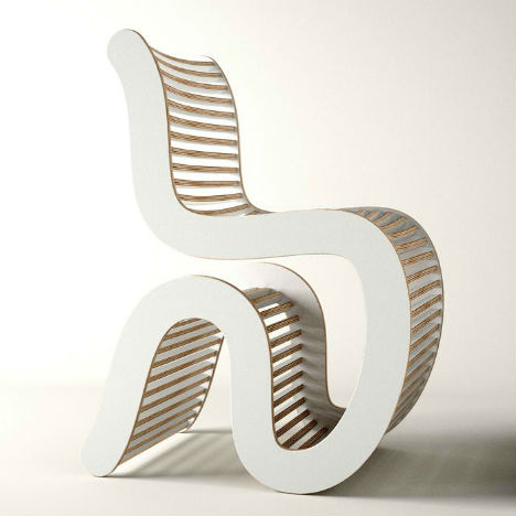 Organic Modern Furniture Made Digitally On Demand