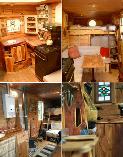 The Owners Are Van Dwellers Themselves So Theyre Intimately Familiar With Whats Required To Make Such A Small Space Comfortable And Livable