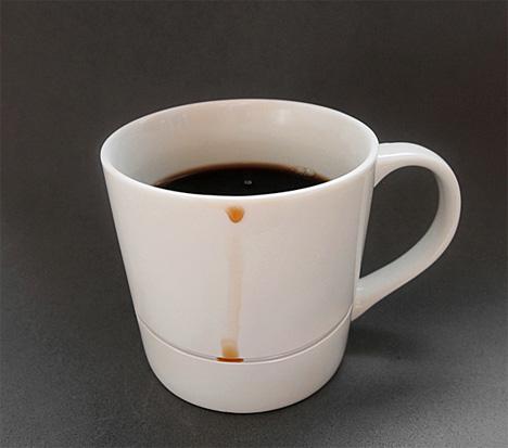 Drop the Drips: Ingenious Mug Kills the Awful Coffee...