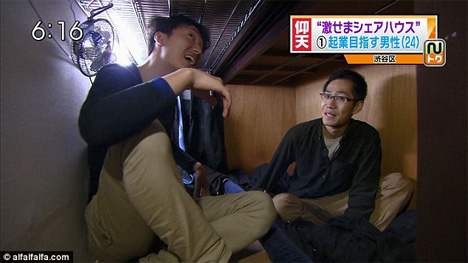 Tokyo's Tiniest Apartments are Like Expensive Little Closets