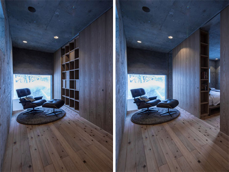L-Shaped Mountain Home Goes With the Topography Flow
