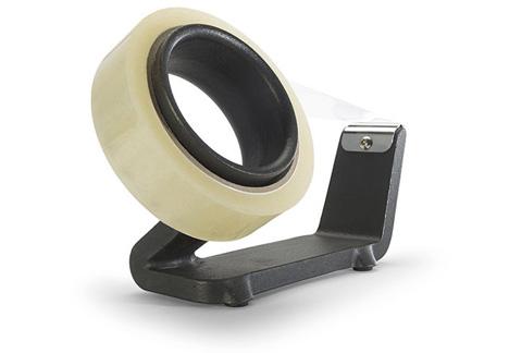 Elegant One-Handed Tape Dispenser Refines Wrapping