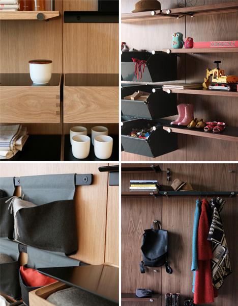 Opencase Modular Shelving 4 Nice Ideas