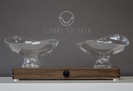 Timber Speaker 1
