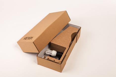 cartonado in box