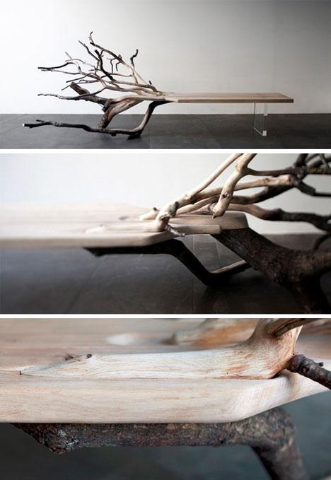 fallen hybrid bench joint