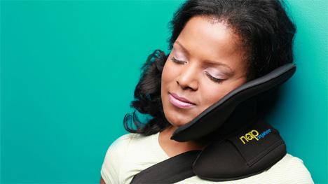 foldable neck pillow