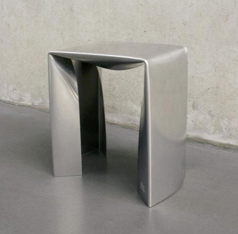 minimal folded metal