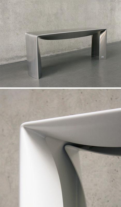 minimal furniture detail