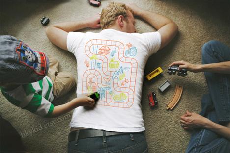 playmat t-shirt