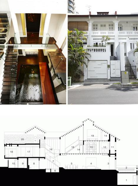 renovated interior exterior design