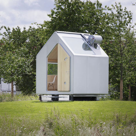 Sustainable 1-Person Getaway: Not for the Claustrophobic